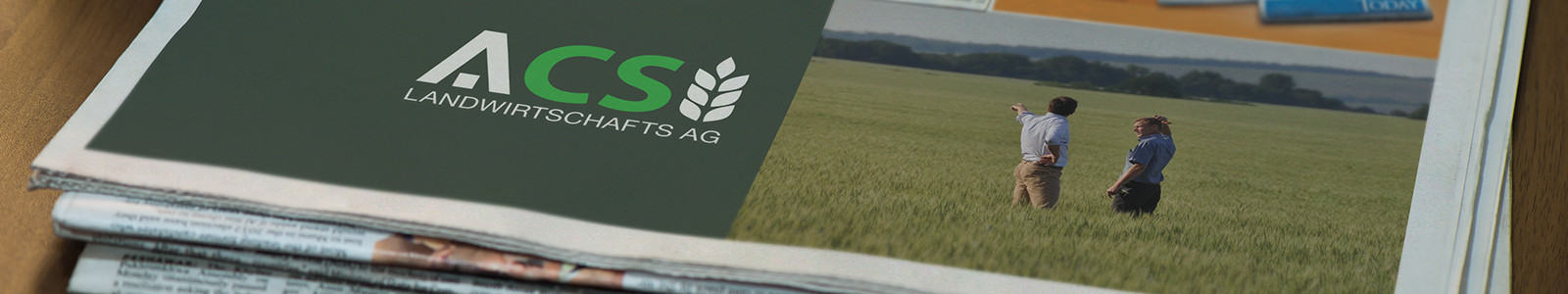 Press material about ACS Landwirtschafts AG